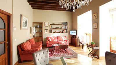 Alquiler de apartamentos tur sticos en sevilla catedral for Alquiler apartamento vacacional sevilla