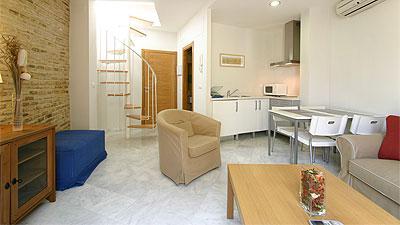Alquiler de apartamentos tur sticos en sevilla relator for Alquiler de apartamentos en sevilla centro
