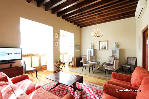 Apartment Catedral Terrace Sevilla