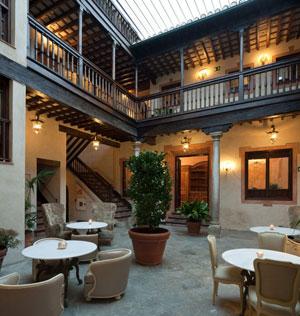 Hotel casa 1800 granada hotel de 3 estrellas en granada - Hotel cinco estrellas granada ...