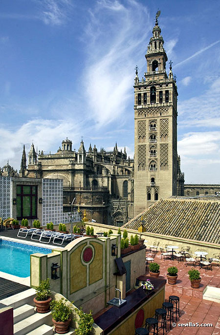 Star Hotels In Seville