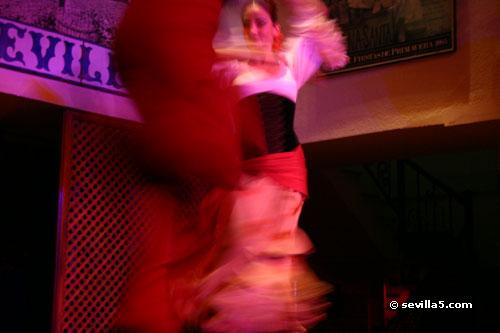 Tablao Flamenco El Patio Sevillano