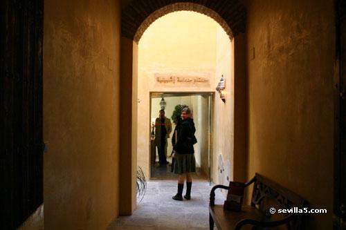 Ba os arabes sevilla aire de sevilla - Banos arabes sevilla 2x1 ...