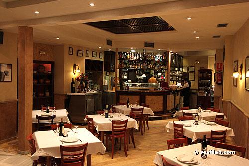 Cafeteria And Restaurant Altamira Sevilla