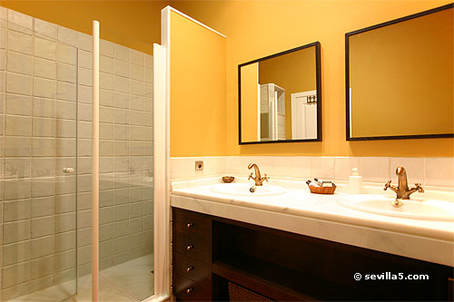 apartments caballero sevilla zentrum ferienwohnung. Black Bedroom Furniture Sets. Home Design Ideas