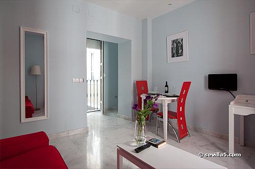 Apartment Magdalena Terrace, Sevilla