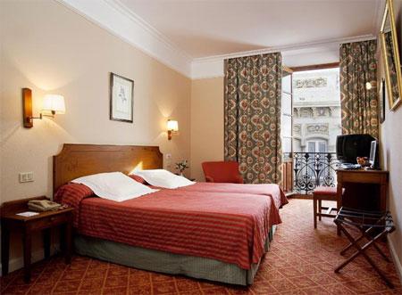 Hotel las casas de los mercaderes hotel de 3 estrellas en for Cuarto para las 5