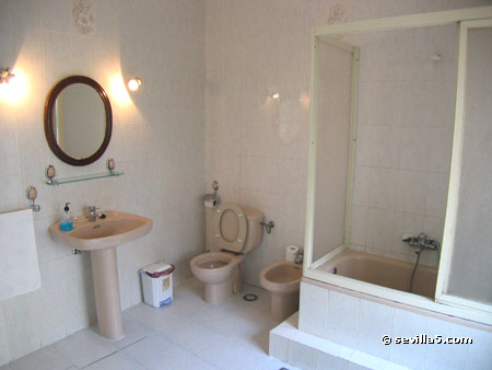 Hostal catedral rooms for Y hotel shared bathroom