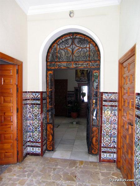 Baños Estilo Andaluz:Azulejos Andaluces Patios