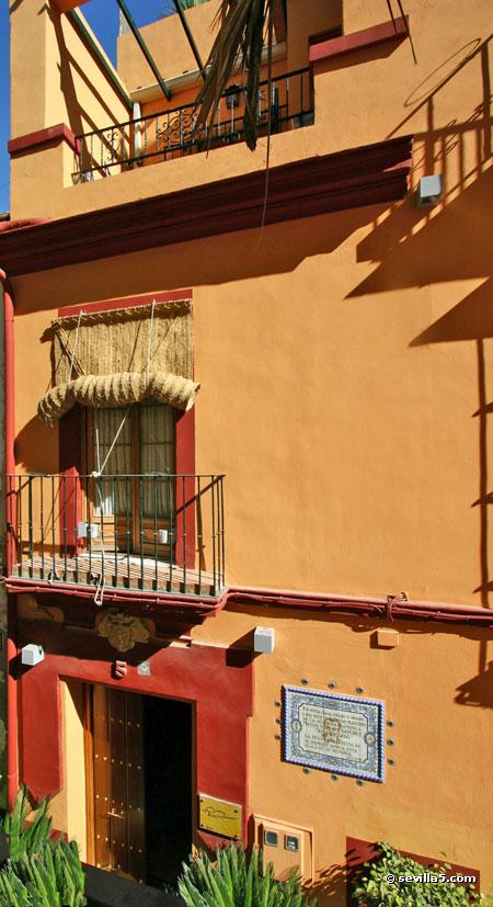 Hotel la casa del maestro 1 star hotel in center of seville - La casa del maestro ...