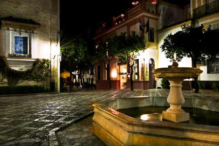 Hotel Palacio Alcazar 4 Star Hotel In Seville