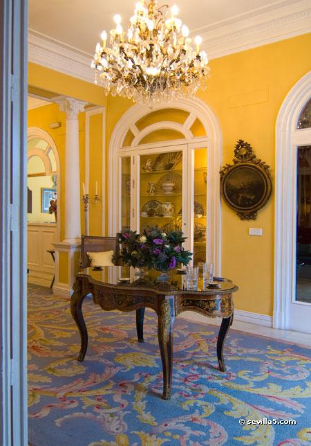 Hotel Foyer Gerusalemme : Hotel villa de la palmera building