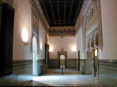 Alcazar Royal Palace Of Seville