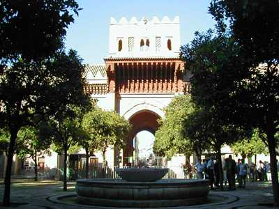Cathedral And Giralda Tower Seville Sevilla