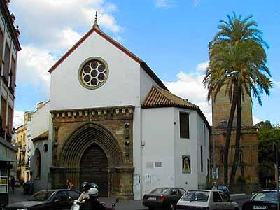 Santa catalina church seville sevilla - Parroquia santa catalina la solana ...